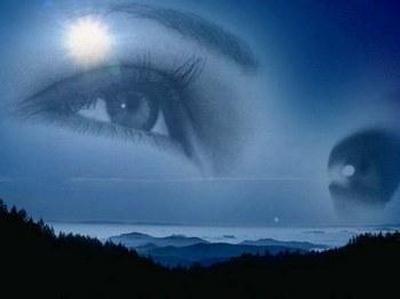 sguardo, saluto, pensiero, abbraccio, sogno